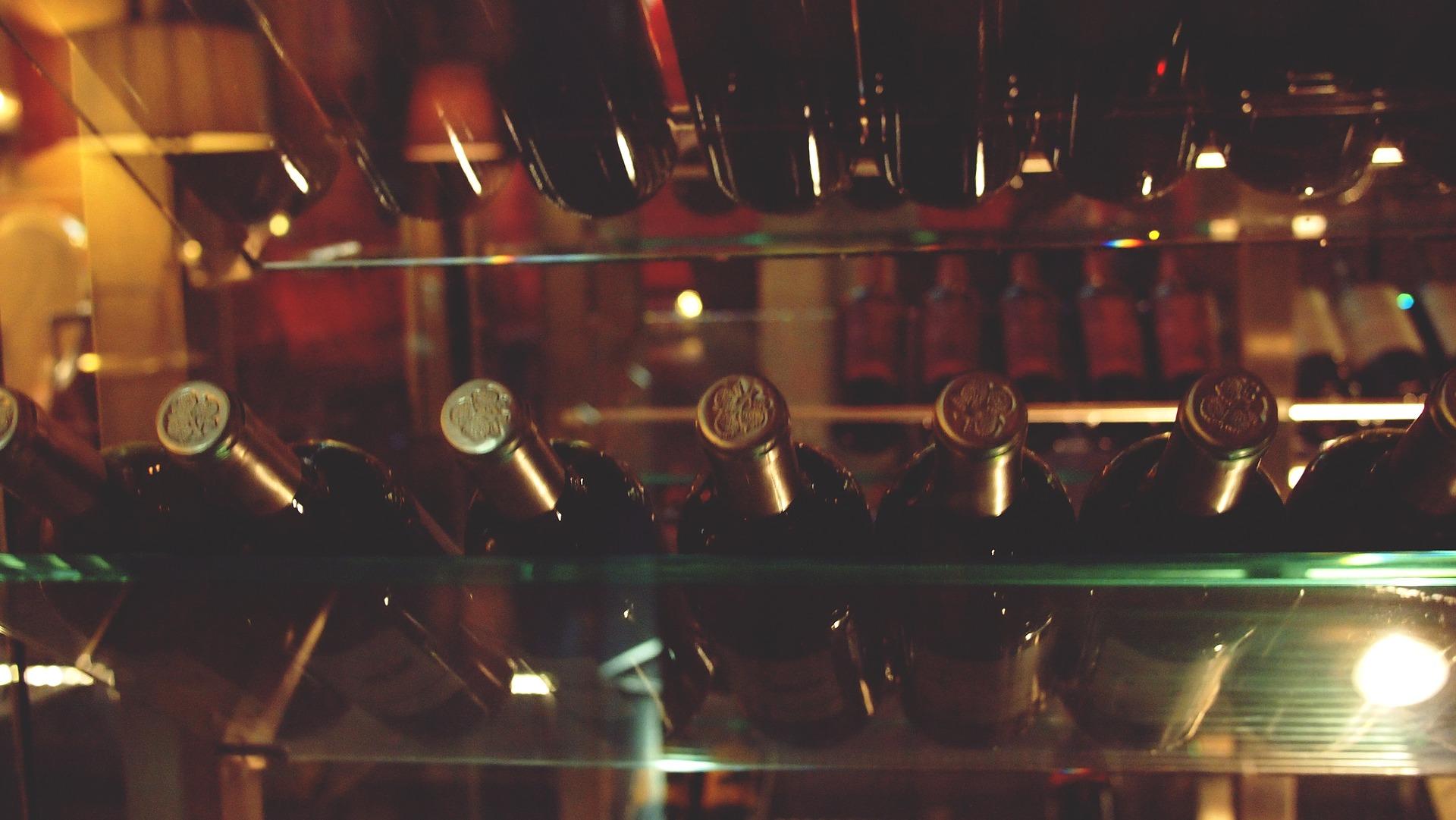 Cave à vin électrique