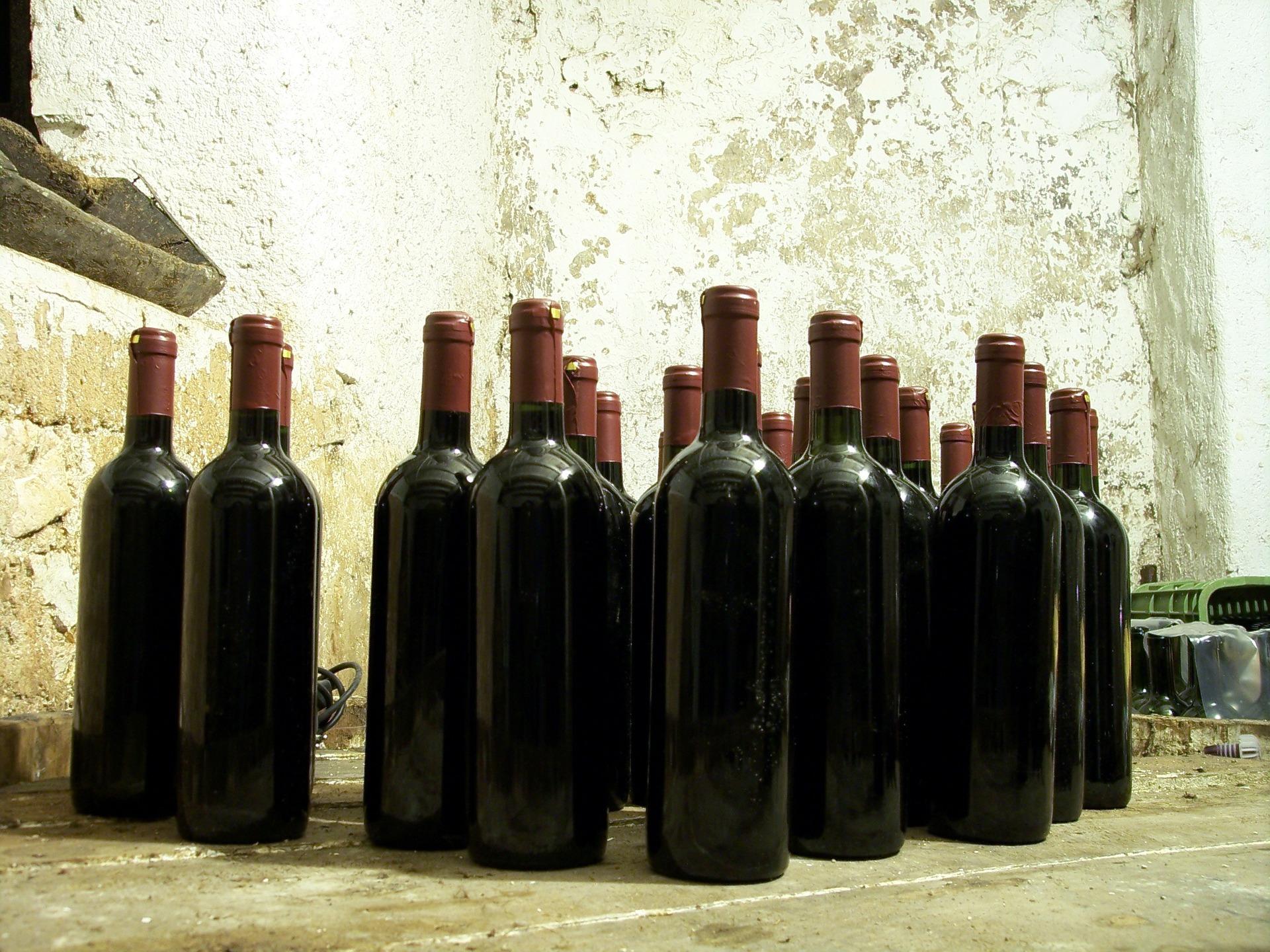 Grands vins pourquoi faut-il les faire vieillir