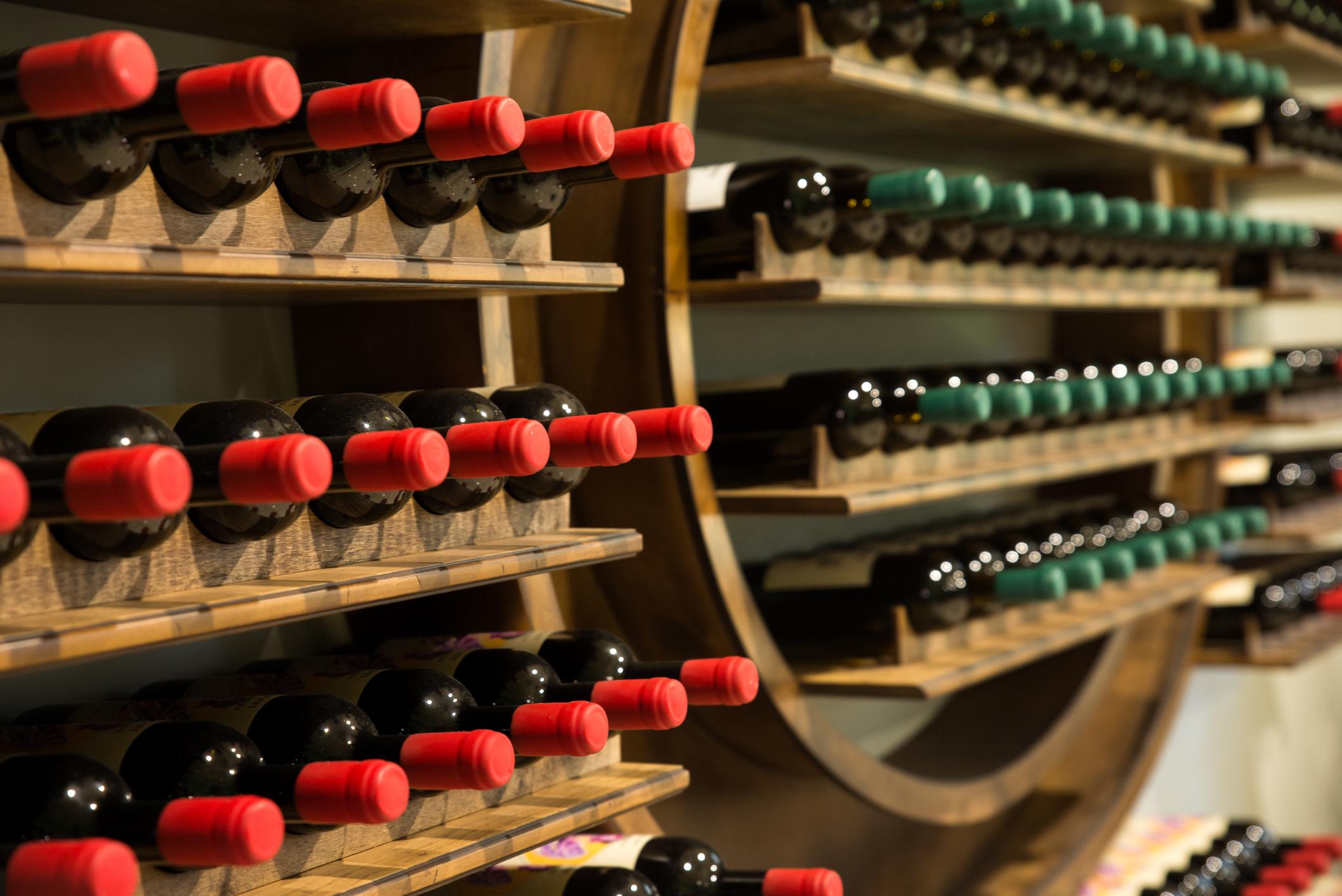 Qu'est-ce qu'une cave à vin de vieillissement
