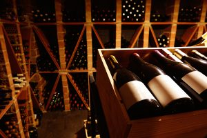 capacite stockage cave a vin