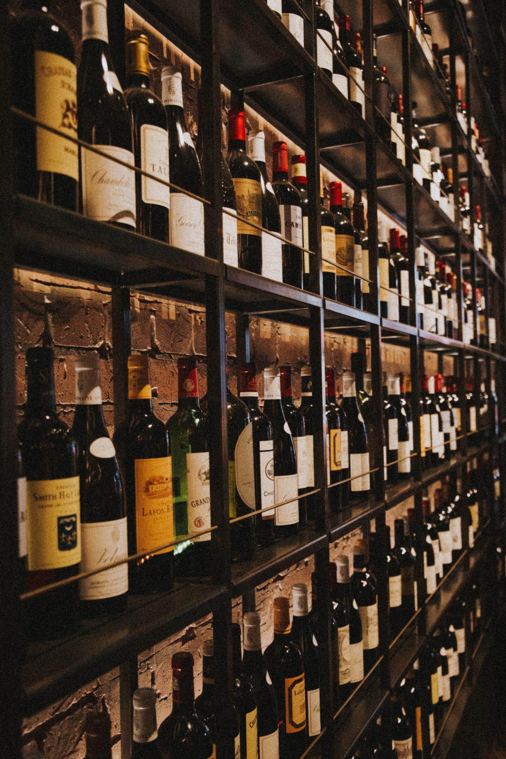 cave a vin mono et multi compartiment