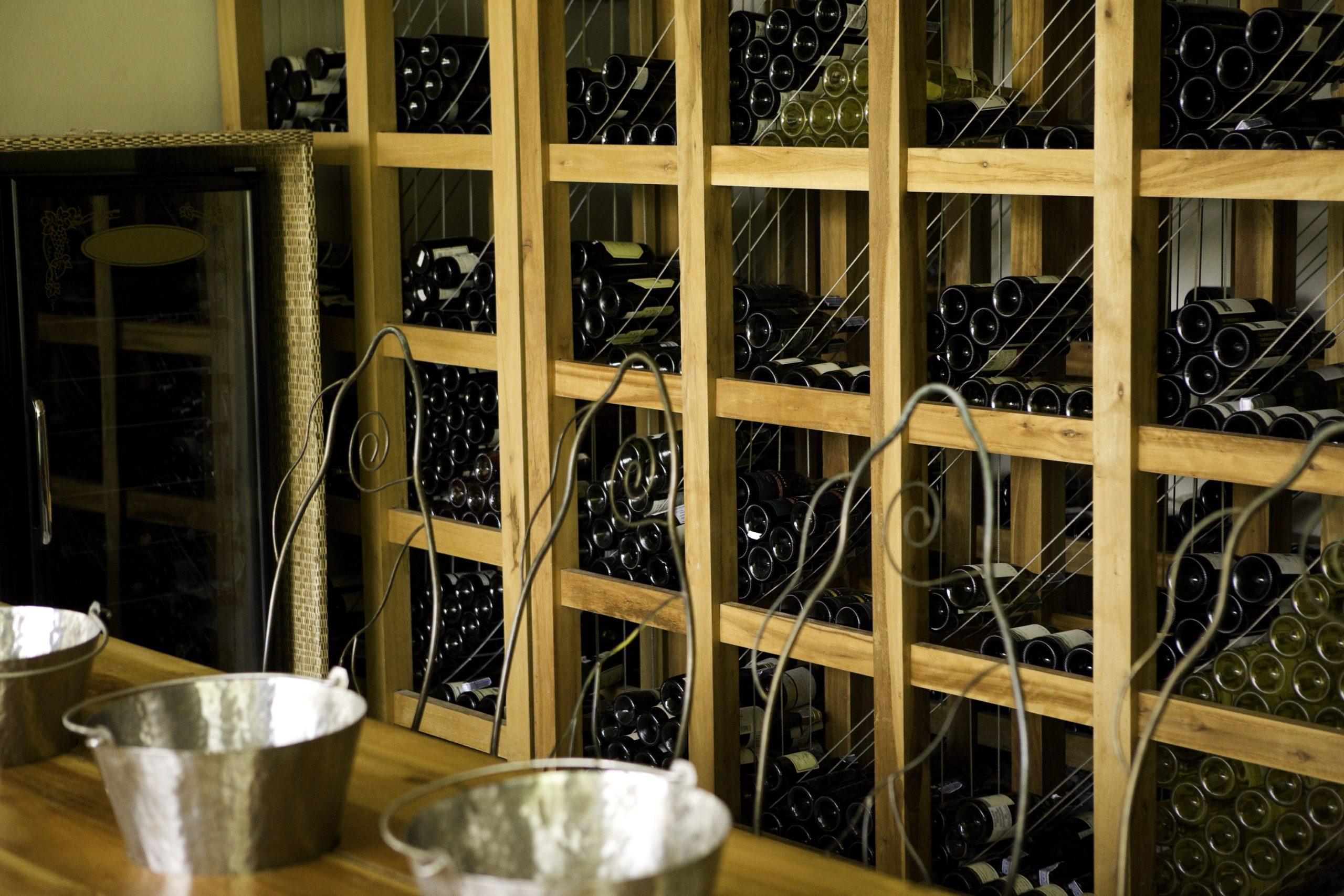ou installer votre cave a vin