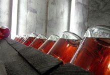 Accessoires pour une cave à vin