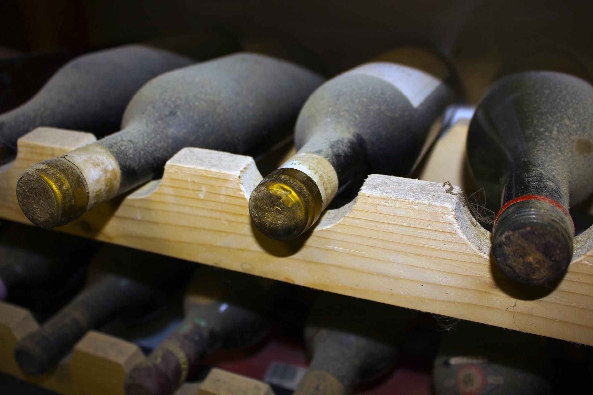 quel est le processus de vieillissement du vin ?